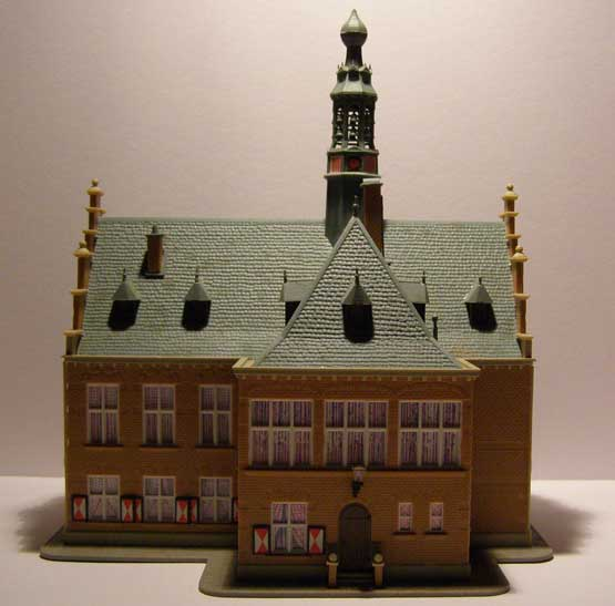 stadhuis purmerend achter